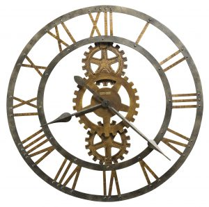 Howard Miller Crosby 625-517 Wall Clock